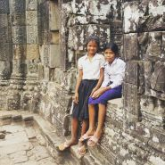 Ankor Wat. Photo by Brianna Kessler